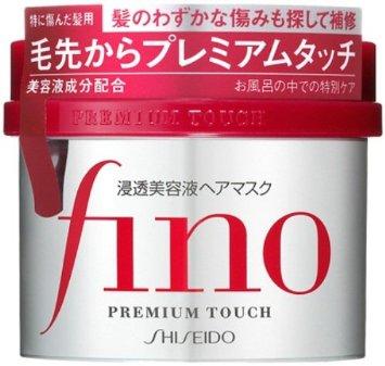 資生堂 SHISEIDO FINOフィーノ プレミアムタッチ 浸透美容液ヘアマスク230g