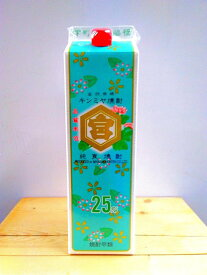 宮崎本店 焼酎甲類 キンミヤ焼酎25度 1.8Lパック