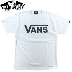 ヴァンズ 半袖 メンズTシャツ 定番ロゴ ユニセックス Tシャツ カジュアル バンズ S/S T-Shirt VANS MT01A