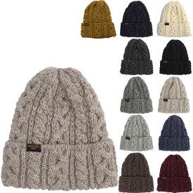 Highland2000 別注 BOBCAP スモールタグ付き ニットキャップ ウール 100% プレゼントにも ハイランド2000 ニット帽 ボブキャップ