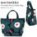 marimekkoマリメッコ ベロニカピエニウニッコ キャンバストートバッグ ハンドバッグ Veronika Pieni Unikko handbag 0…