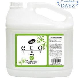 パイモア エコエイチビーエス トリートメント 5000g 詰め替え用 業務用|eco HBS|
