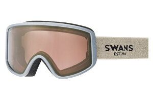 メーカー取り寄せ品ご注文後在庫の有無メールします。SWANSスキーゴーグル180-MDHSND色フレームサンドレンズゴールドミラー×ブライトピンク