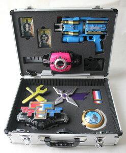 ケースのみ商品 ネオディケイドライバー ネオディエンドライバーミライドライバーセット 収納ケース box DX変身ベルト ディスプレイ DXベルト 保管ケース (for DX)