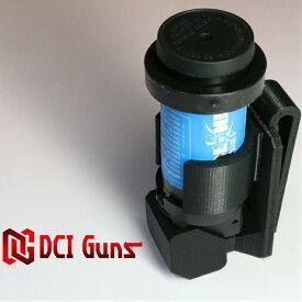 DCIGuns サイクロングレネード用ホルスター エアガン サバゲー サバイバルゲーム 装備 MOLLE ベルト サイクロンホルスター 手榴弾