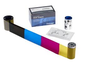 YMCKTカラーリボンキット 500面/巻 (CD800用)535000-003