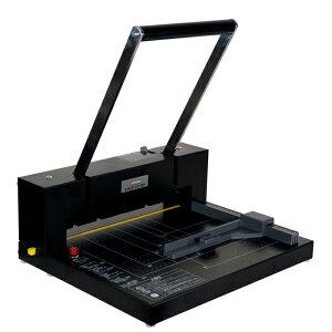 パーソナル断裁機200DX(ブラック)用紙をまとめてカットしたい時に 国内品なので安心の切れ味!裁断厚18mm 断裁幅306mm(A4横対応)カットラインを赤色LEDで表示 本や雑誌等をバラしたい