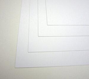 再生名刺用紙ホワイト A4紙厚0.25mm 1,000枚入 75R-A4古紙パルプ配合率10%以上【印字後、名刺カッター・裁断機にて裁断加工を】※レーザープリンタ用です