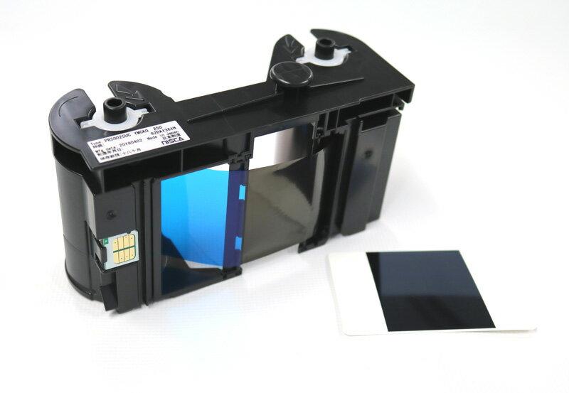 オーバーコート付き5パネルカラーリボン YMCKO 250面/巻 (カードプリンタPR-C101用) PR50025UC