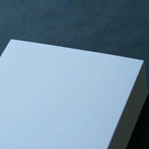 A4名刺用紙 雪(アート紙)薄口 10面付 0.184mm厚 (用紙110枚+紙だけの窓付名刺箱10個付)印字後、名刺カッター・裁断機にて裁断加工が必要。141158※レーザープリンタ用です【代引き不可】