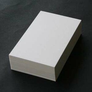 A4名刺用紙 FSC森林認証 クリームビーナスCoC 10面付 0.211mm厚 (用紙220枚+ワンタッチ式名刺箱20個付)印字後、名刺カッター・裁断機にて裁断加工が必要。143014※レーザープリンタ用です【代