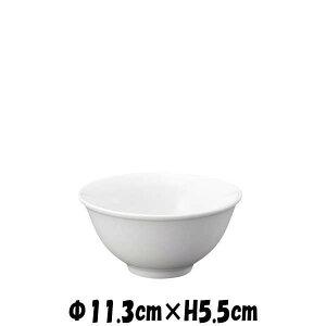 テクノス中華 スープ碗M 割れにくい強化硬質磁器 白い陶器磁器の食器 おしゃれな業務用洋食器 お皿中皿深皿