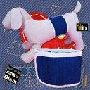 犬服 マナーベルト ライトカラーデニム(中型犬〜大型犬用)【メール便なら送料無料】マナーバンド おしゃれ犬服