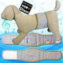 犬服 マナーベルト 吸収体装着部分幅広タイプ(超小型犬から中型犬用)【メール便なら送料無料】マナーバンド ドッグウェア 犬の服