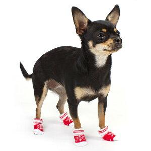 滑り止めゴム付き(小型犬、中型犬サイズ)【メール便なら送料無料】犬服