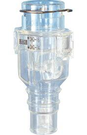 因幡電工 ルームエアコン用 消音/防虫弁(DHQ専用)おとめちゃん DHB-1416 DHB1416