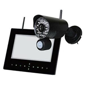 NSK らくらくアイキャン 屋外ワイヤレスカメラセット NS-9015WMS