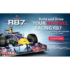 【全100号セット】レッドブルRB7 ラジコンカー 車 ラジコン レーシングカート 数量限定 イギリス 日本未入荷 モデル レッドブル redbull Red Bull RacingRB7モデル 組み立て 簡単 1/7 誕生日 プレゼント ギフト 贈り物