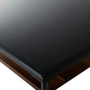 ローテーブルリビングテーブルテーブル【ガラステーブルGT-05】|カフェ木製おしゃれ北欧風モダンヴィンテージ風レトロ強化ガラスデザイン棚板収納ウッドセンターテーブルブラックブラウンアンティーク調オシャレ送料無料