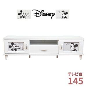 【送料無料ディズニーキャビネット】完成品日本製キャンバスシリーズキャビネット幅43cmリビングボードラック飾り棚本棚かざりたなミッキーみっきーまうすテレビボード