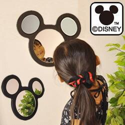 壁掛けミラー壁掛け鏡ミラー壁掛け角型ウォールミラーディズニー(ミッキーミラー)日本製ミッキー