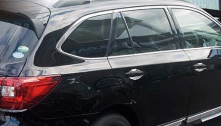 アウトバック BS系 BS9 パーツ ドア プロテクション カバー ガーニッシュ LRセット 外装 改造 エクステリア エアロ ベゼル カスタム スバル レガシィ レガシー 新型 2015 2014 SUBARU LEGACY OUTBACK
