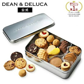 DEAN & DELUCA アメリカンクッキー缶