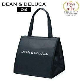DEAN & DELUCA クーラーバッグ ブラックL