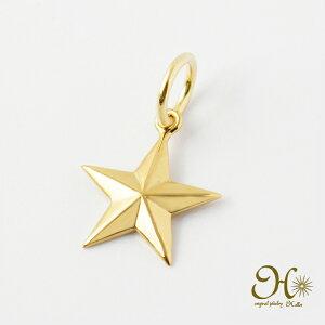 k18 ゴールド ネックレス ペンダントトップ 星 スターチャーム 18金 お守りジュエリー 重ね付け 華奢 プレゼント ギフト 誕生日