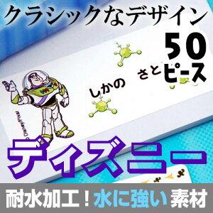 お名前シール(おどうぐ耐水加工)-ディズニー1【ネコポ...