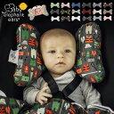 ベビーエレファントイヤー 出産祝い ベビーカー・チャイルドシート・バウンサー用ヘッドサポート 赤ちゃん用ネックピ…