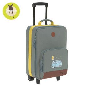 レッシグ 子供用キャリーバッグ(スーツケース キャリーケース 旅行バッグ) トローリー アドベンチャーバス  ソフトケース(ポリエステル) カラー(ピンク) 機内持込み 18リットル 18l 男の子