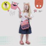 【レッシグのミニメッセンジャーバッグ】【キッズバッグのレッシグから子供用斜めがけカバンが登場。軽い人気のお出かけバッグ☆ポーチ付き☆ニナーズ掲載】