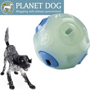 Planet Dog オービータフ ホイッスルボール 直径約6.3cm プラネットドッグ 犬用おもちゃ 中型犬 大型犬 投げるおもちゃ 噛むおもちゃ 水に浮く 輸入商品