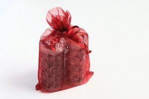 ロッシェギフト【Decadence du Chocolat本格チョコレートの人気コンビ。ホワイトチョコレートもビターチョコレートも】