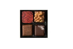ボンボンショコラ(4個入り)decadence デカダンス チョコレート チョコ お菓子 ギフト 退職祝 特別 手土産 ギフト セット 菓子 挨拶 志 ご褒美 人気 食べてみたい