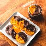 バレンシア7枚入り◆当店1番人気!スペイン産バレンシアオレンジとビターチョコレートのほろ苦い最高のマリアージュ【チョコレート】【母の日】【父の日】【楽ギフ_のし】【楽ギフ_のし宛書】