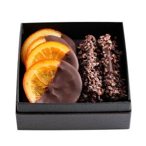 オランジュ バリエ【Decadence du Chocolat オレンジ オランジェット バレンシア ギフト カカオニブ プレゼント チョコレート 女性に人気 】