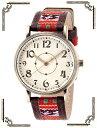 アジアンファッション腕時計 コッサ レッド【 ■送料無料■ 】