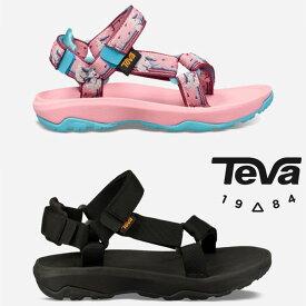 TEVA テバ サンダル トドラー ハリケーン T HURRICANE XLT 2 1019390T【サンダル キッズ ベビー スポーツサンダル 13cm-17cm】