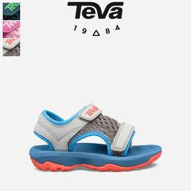 TEVA テバ サンダル トドラーサイクロン T PSYCLONE XLT 1019538T【キッズ ベビー スポーツ サンダル 13cm 14cm】