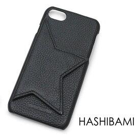 Hashibami ハシバミ スターポイントアイフォンケース(iPhone8/7) Ha-1806-892