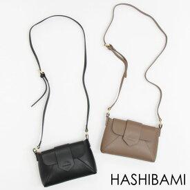 Hashibami ハシバミ フェズミニショルダーバッグ Ha-1906-503