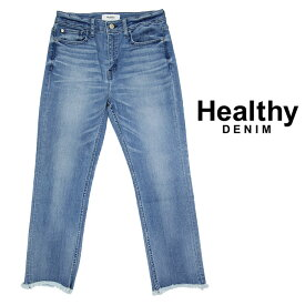 Healthy DENIM ヘルシーデニム シトラスクロップドデニム HL58451-lf