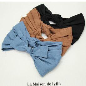 【SALE☆3】La Maison de Lyllis ラメゾンドリリス ヘアバンド quipu 2201027