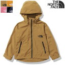 【SALE】The North Face(ザ・ノースフェイス)コンパクトジャケット(キッズ) Compact Jacket NPJ21810【キッズ ア…