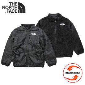 The North Face(ザ・ノースフェイス) リバーシブルコージージャケット(キッズ)(100〜150cm)フリース ナイロン NYJ82032K