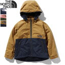 The North Face ザ ノースフェイス コンパクトノマドジャケット(キッズ)Compact Nomad Jacket NPJ71954 【KIDS アウ…
