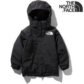 【130cm 140cm 150cm】The North Face ザ ノースフェイス マウンテンインサレーションジャケットキッズKIDS  Mountain Insulation Jacket NYJ81800【ダウン アウター】