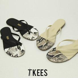 TKEES ティキーズ ビーチサンダル french tips